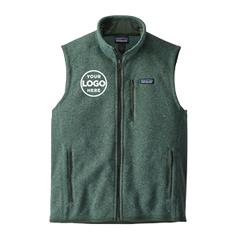 Green Patagonia Better Sweater Vest