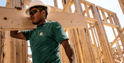Carhartt Workwear for Construction Workers