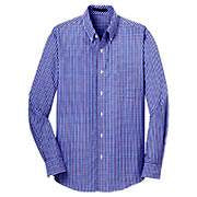 With your business name embroidered on the front, choose corporate Port Authority dress shirts