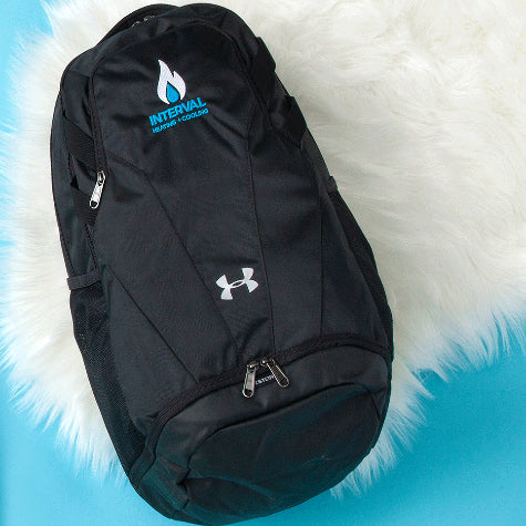 Create corporate branded Under Armour work backpacks, sports bags, and more for the whole company