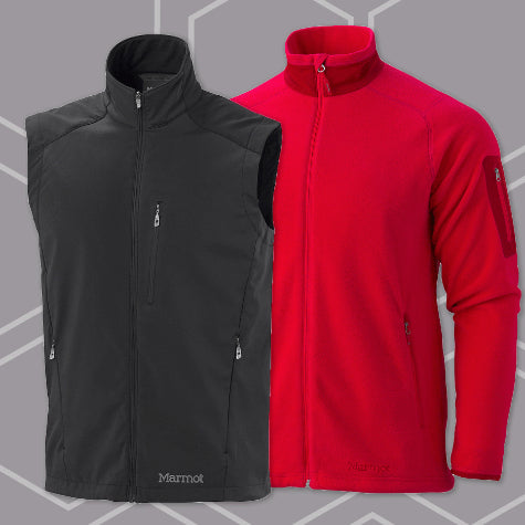 Shop corporate Marmot jackets and outerwear for men today