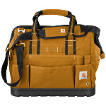 Keep your team's tools all in place with custom Carhartt tool bags from Merchology