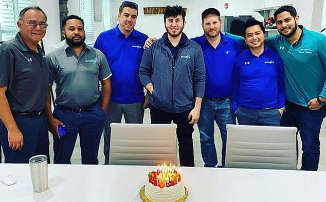 Show employee appreciation and connect your teammates with custom logo embroidered polos and jackets