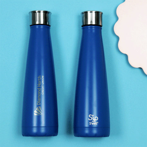 Keep your team's drinks at the perfect temperature with corporate S'ip by S'well from Merchology