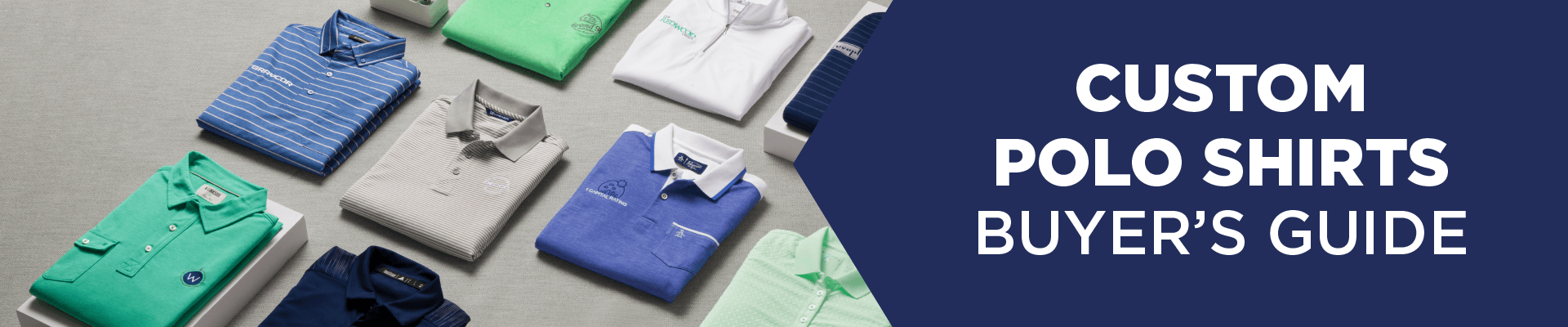 Custom Polo Shirts Buyers Guide