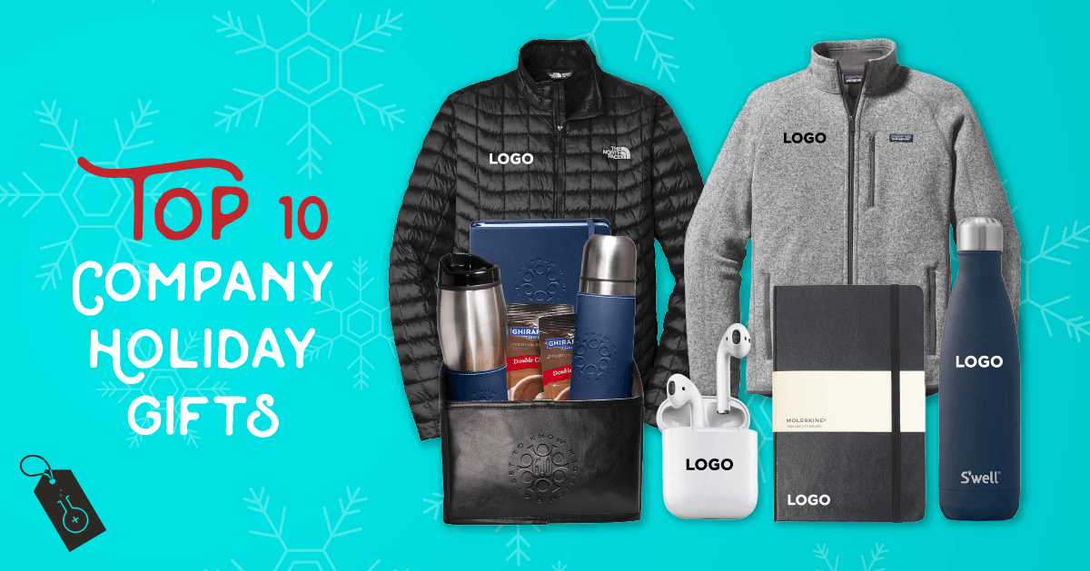 Top 10 Custom Holiday Gifts For Your Staff In 2020 Corporate Gifts