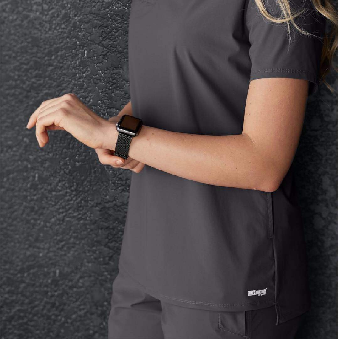 Custom Nursing Staff Scrub Uniforms