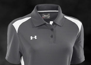 Under armour corporate embroidered under armour apparel for Under armor business shirts