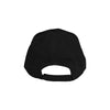 Vantage Men's Black Clutch Solid Constructed Twill Cap