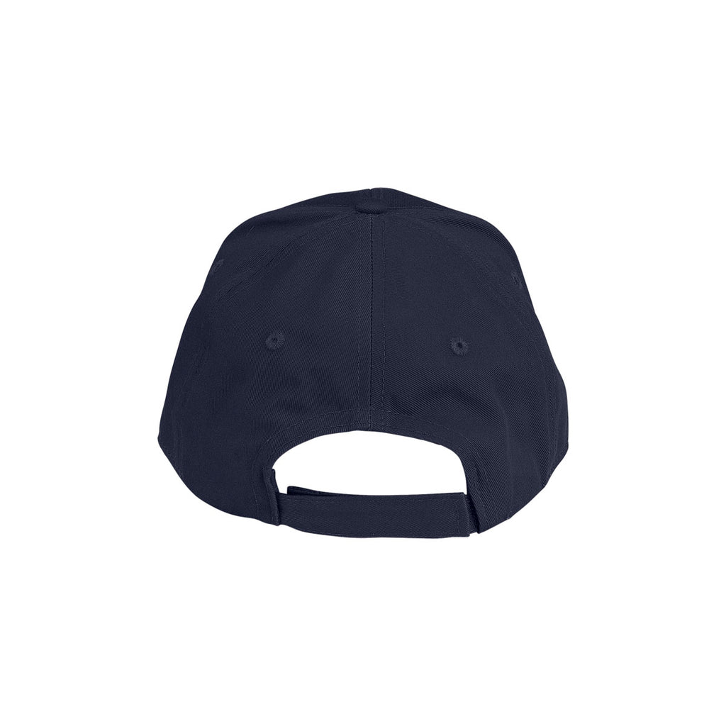 Vantage Men's Navy Clutch Solid Constructed Twill Cap
