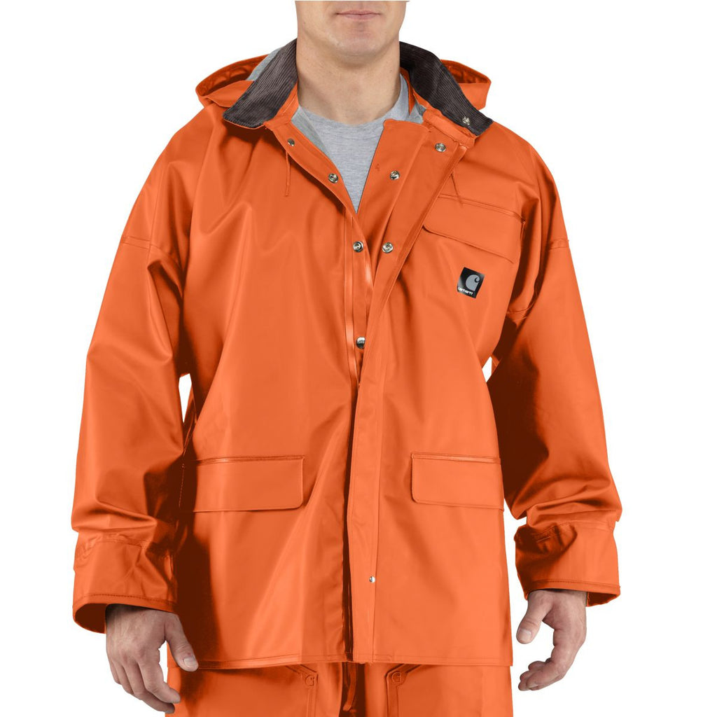 Carhartt Men's Orange Surrey Coat