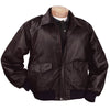 100-burks-bay-brown-bomber-jacket