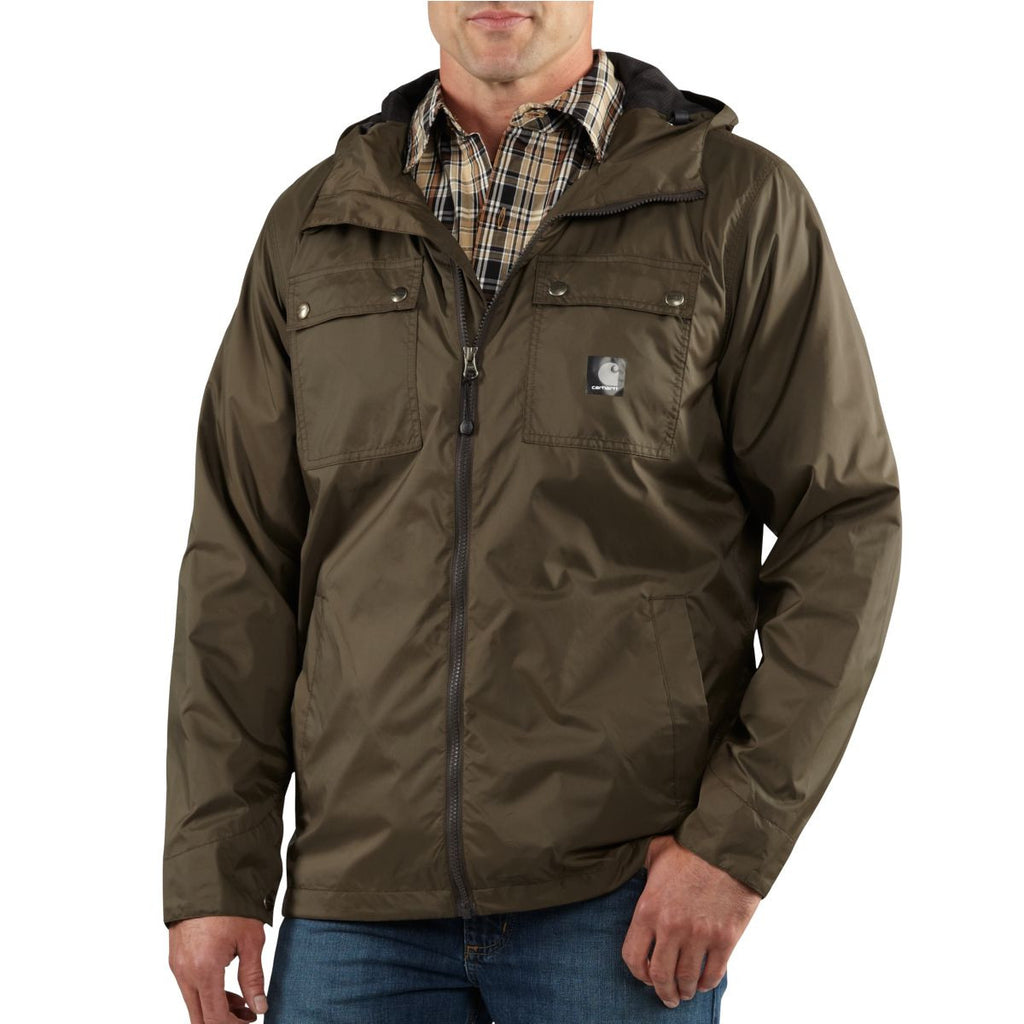 Carhartt Men's Breen Rockford Jacket