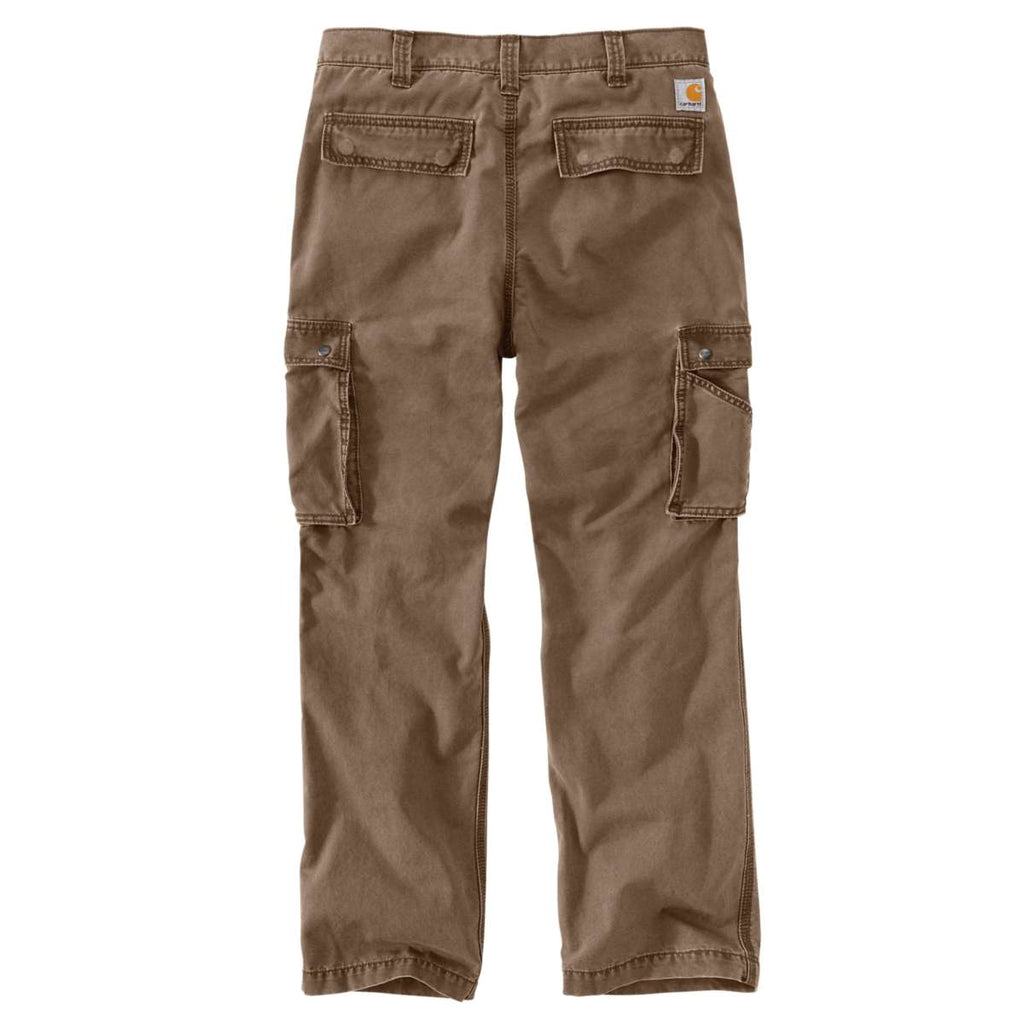 Carhartt Men's Canyon Brown Rugged Cargo Pant