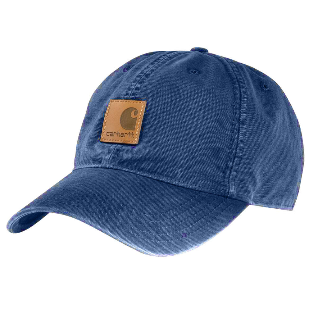 Carhartt Men s Bluestone Odessa Cap. ADD YOUR LOGO 13820eac507