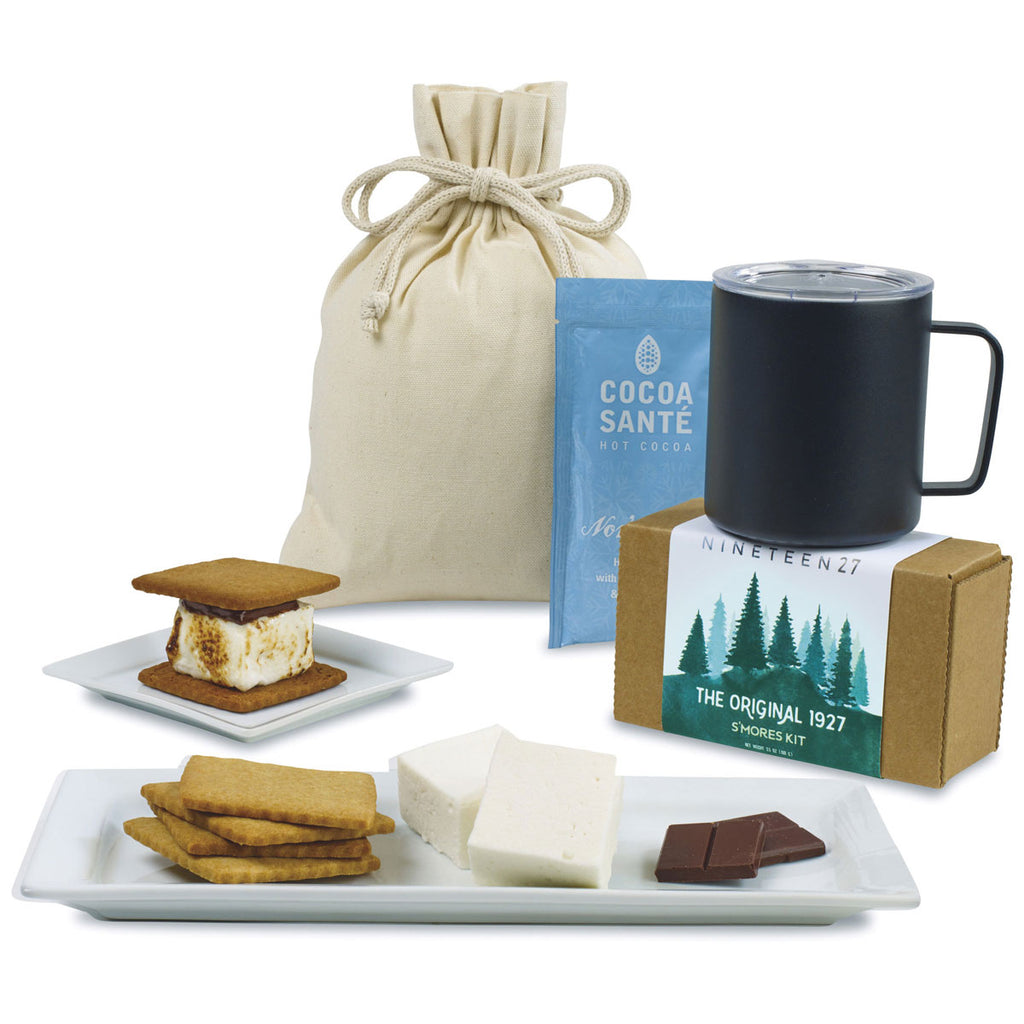 MiiR Black Powder Camp & S'mores Gift Set