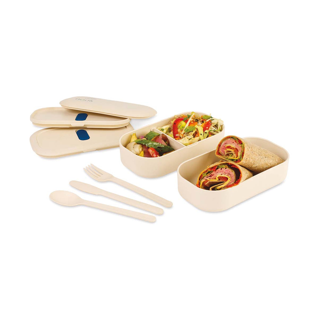 Gemline Natural Nara Bento Lunch Box