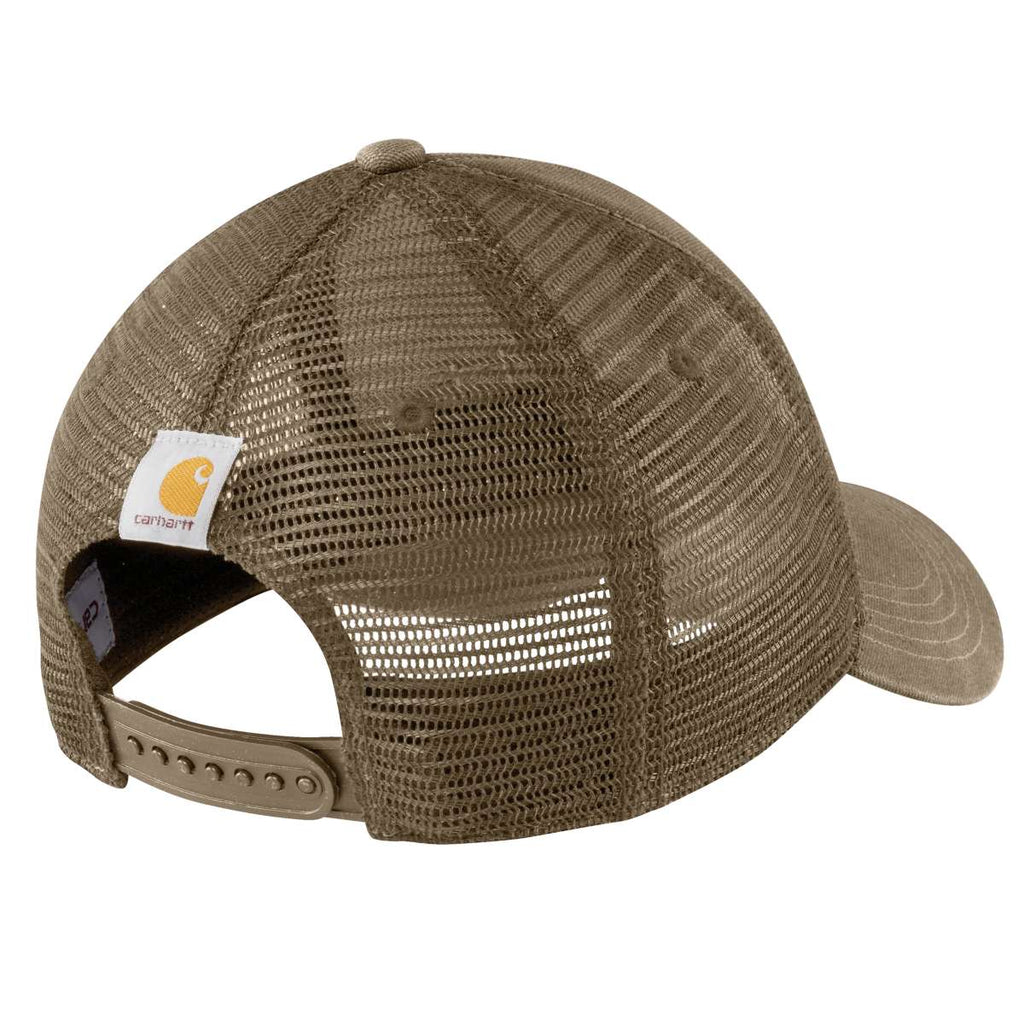 Carhartt Men's Light Brown Dunmore Cap