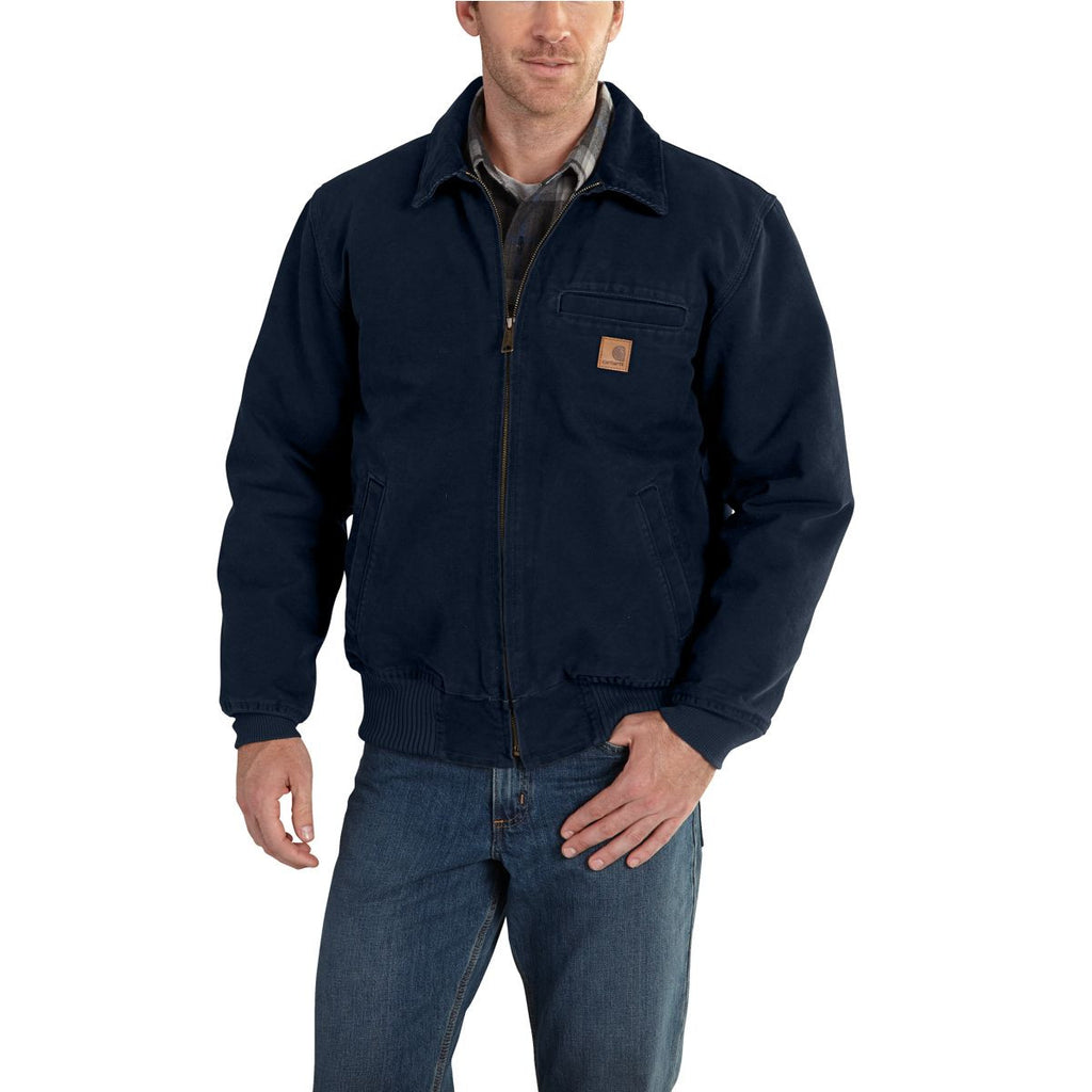Carhartt Men's Midnight Bankston Jacket