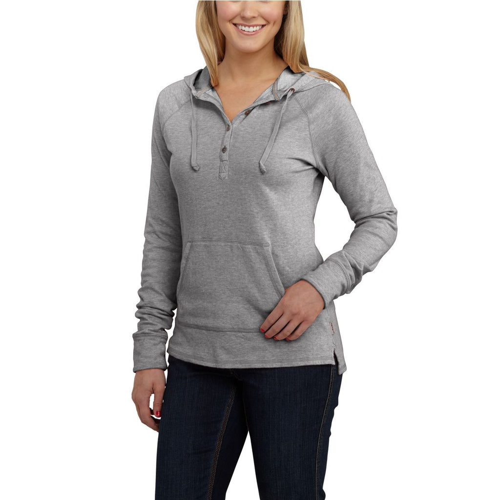 Carhartt Women's Asphalt Heather Pondera Shirt