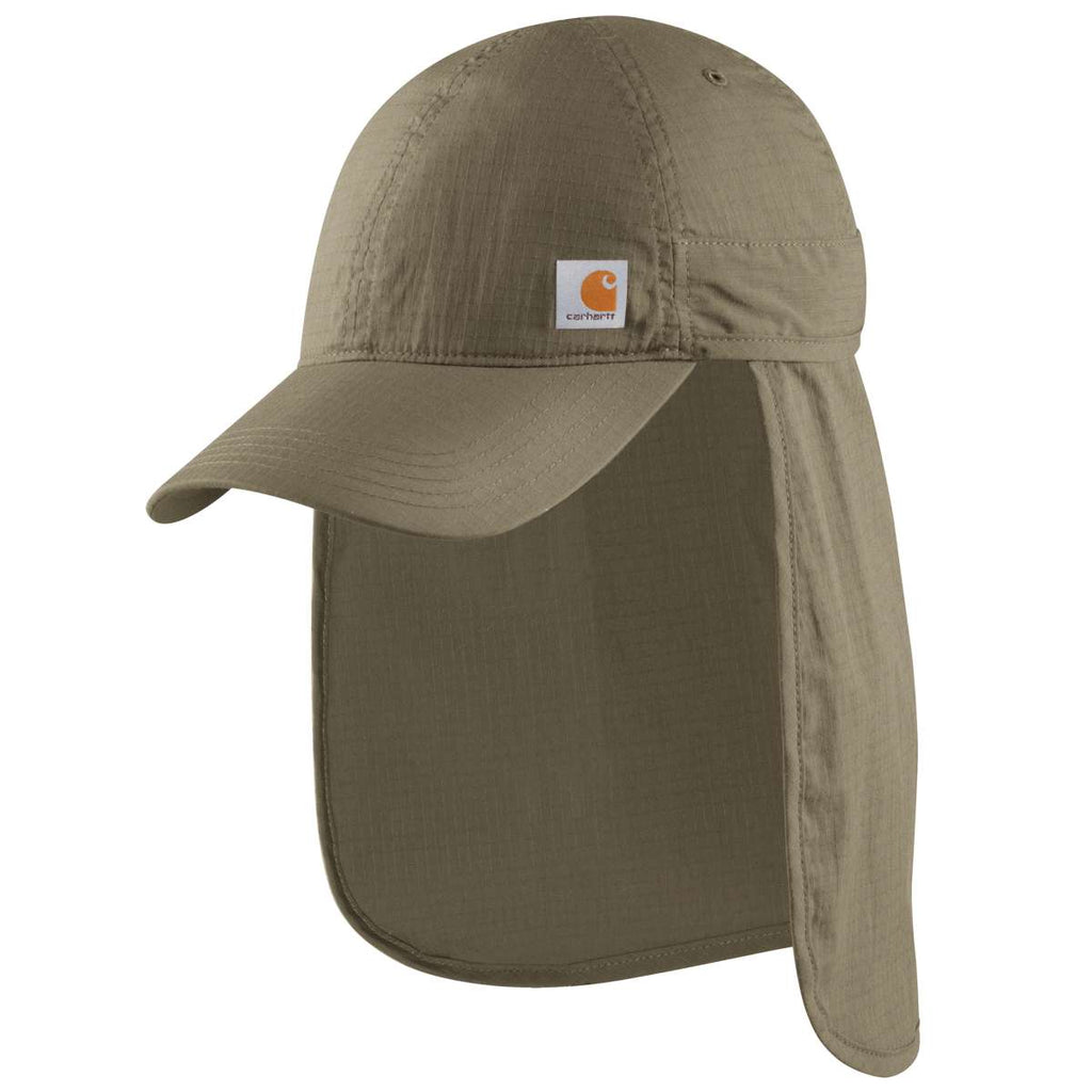 Carhartt Men's Burnt Olive Force Mandan Cap