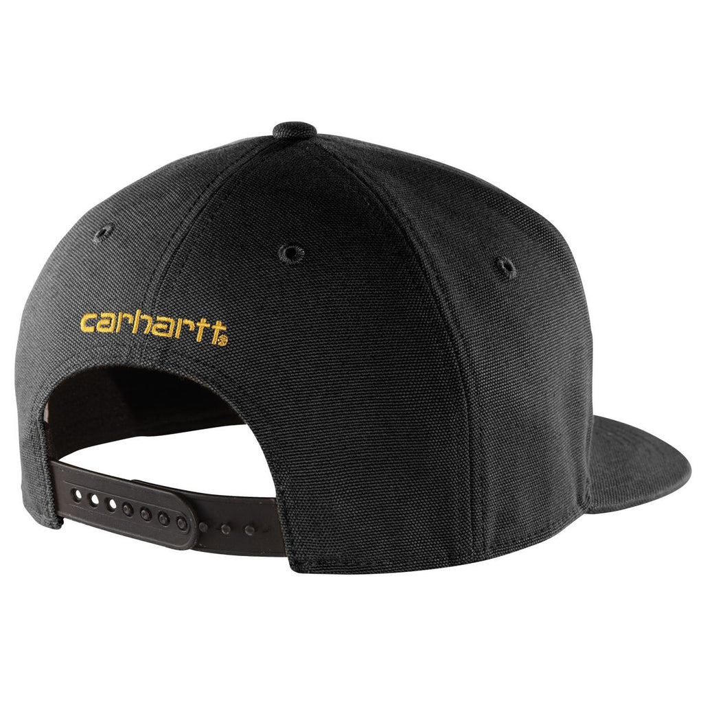 Carhartt Men's Black Ashland Cap