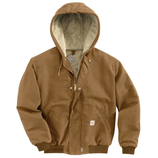 926bc848fa Carhartt Women's Carhartt Brown Flame-Resistant Canvas Active Jacket