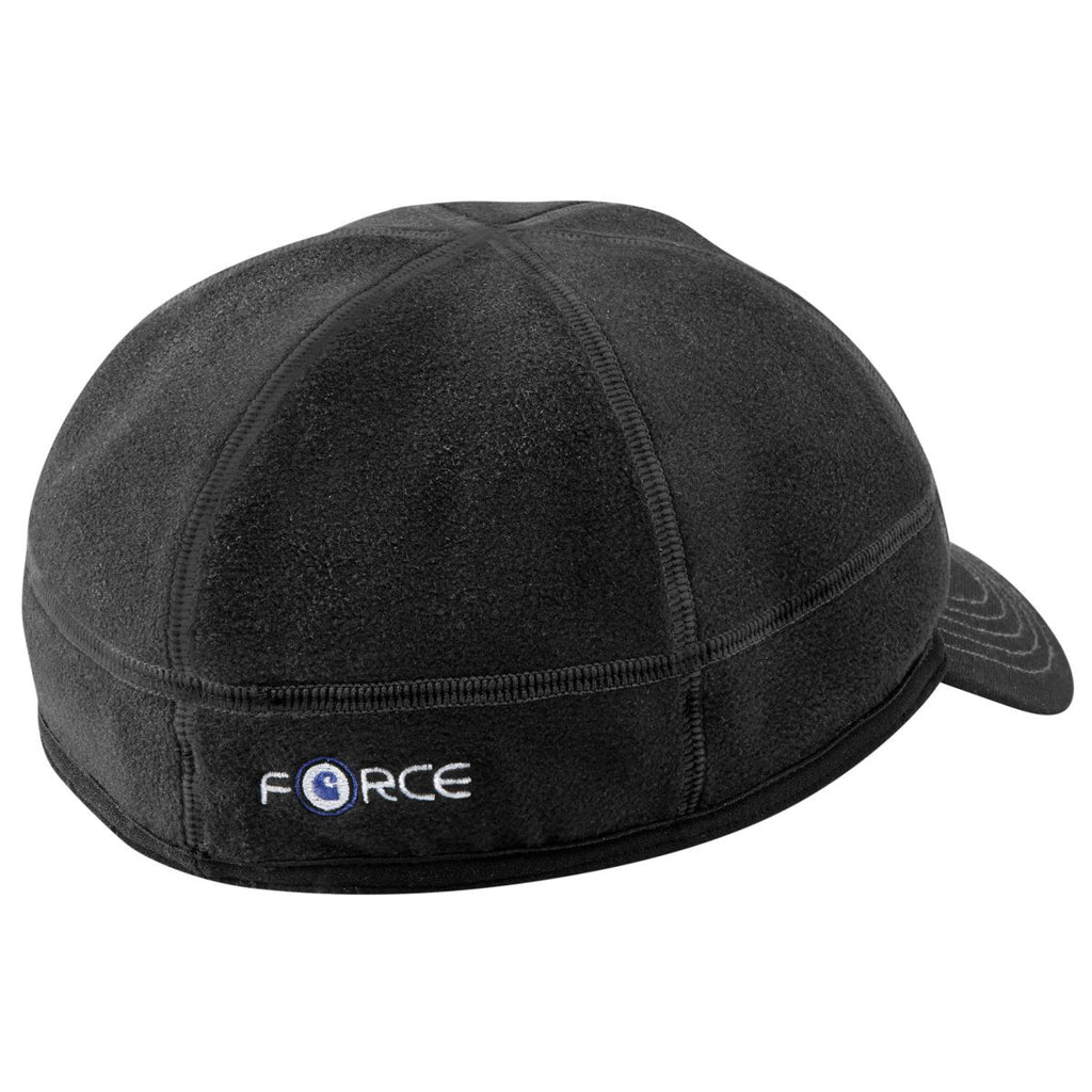 Carhartt Men's Black Force Griggs Fleece Visor Cap