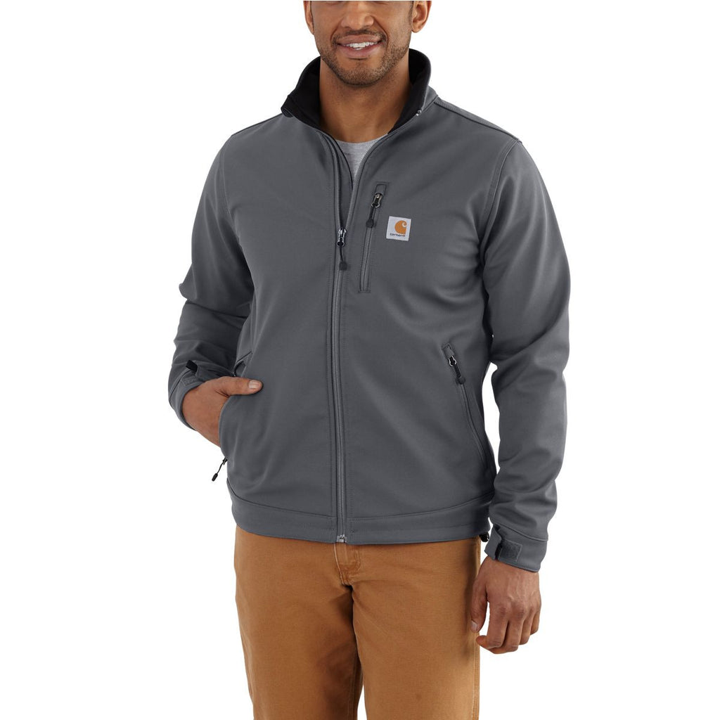 Carhartt Men's Charcoal Crowley Jacket