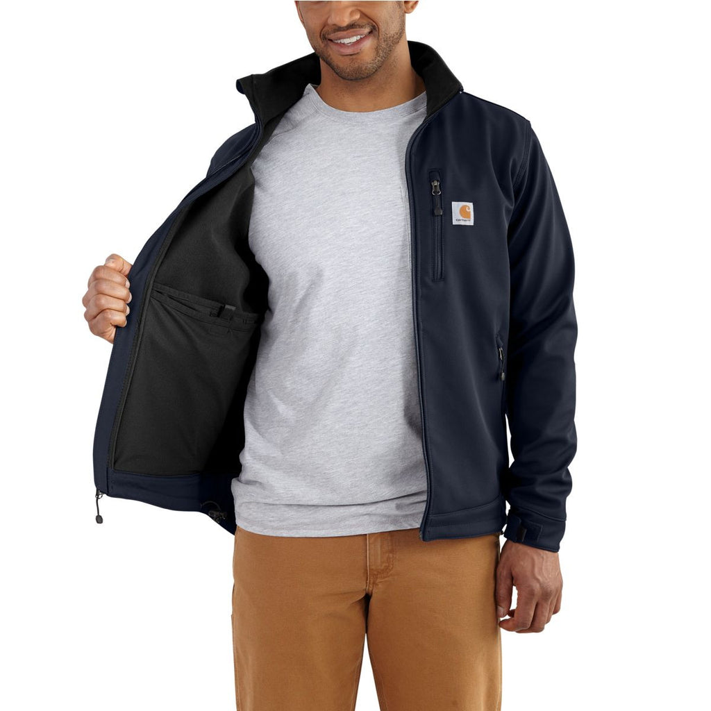 Carhartt Men's Navy Crowley Jacket