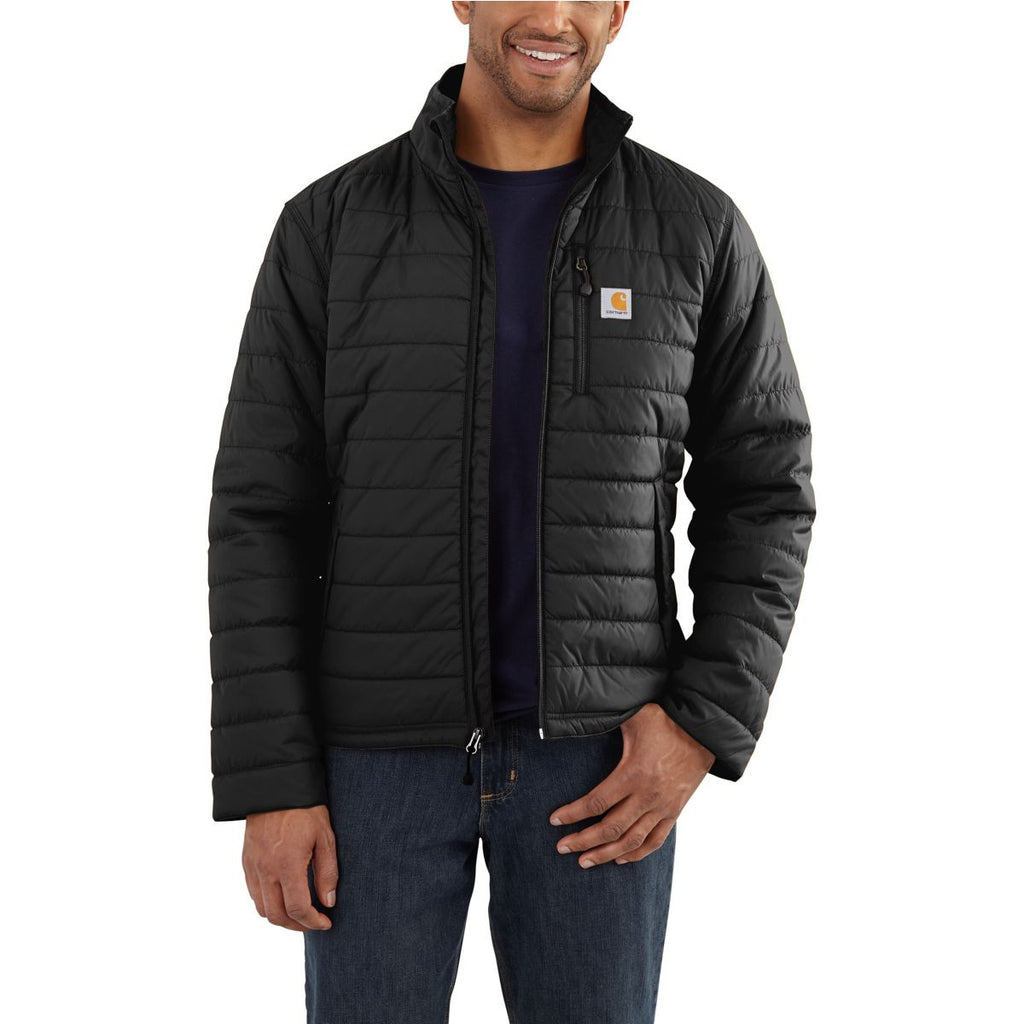 Carhartt Men's Black Gilliam Jacket