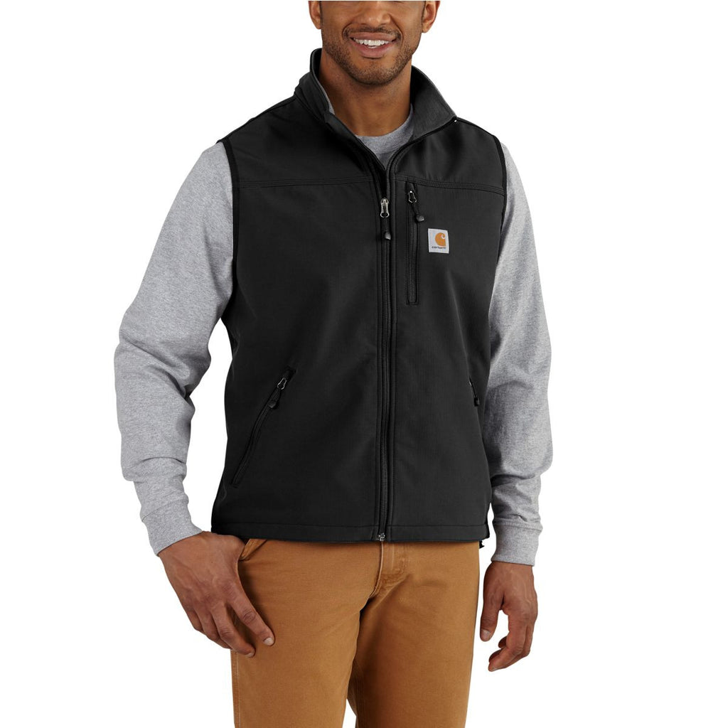 Carhartt Men's Black Denwood Vest