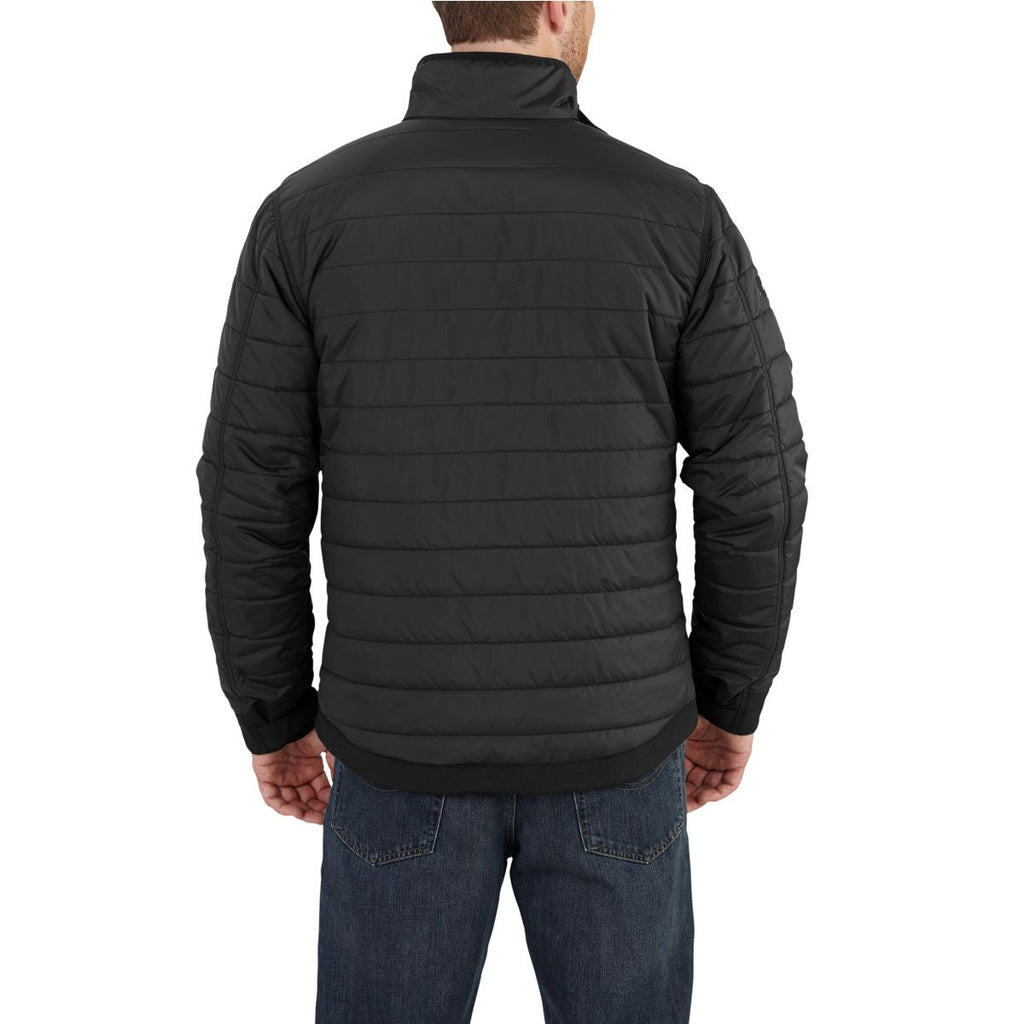 Carhartt Men's Black Force Extremes Gilliam Jacket