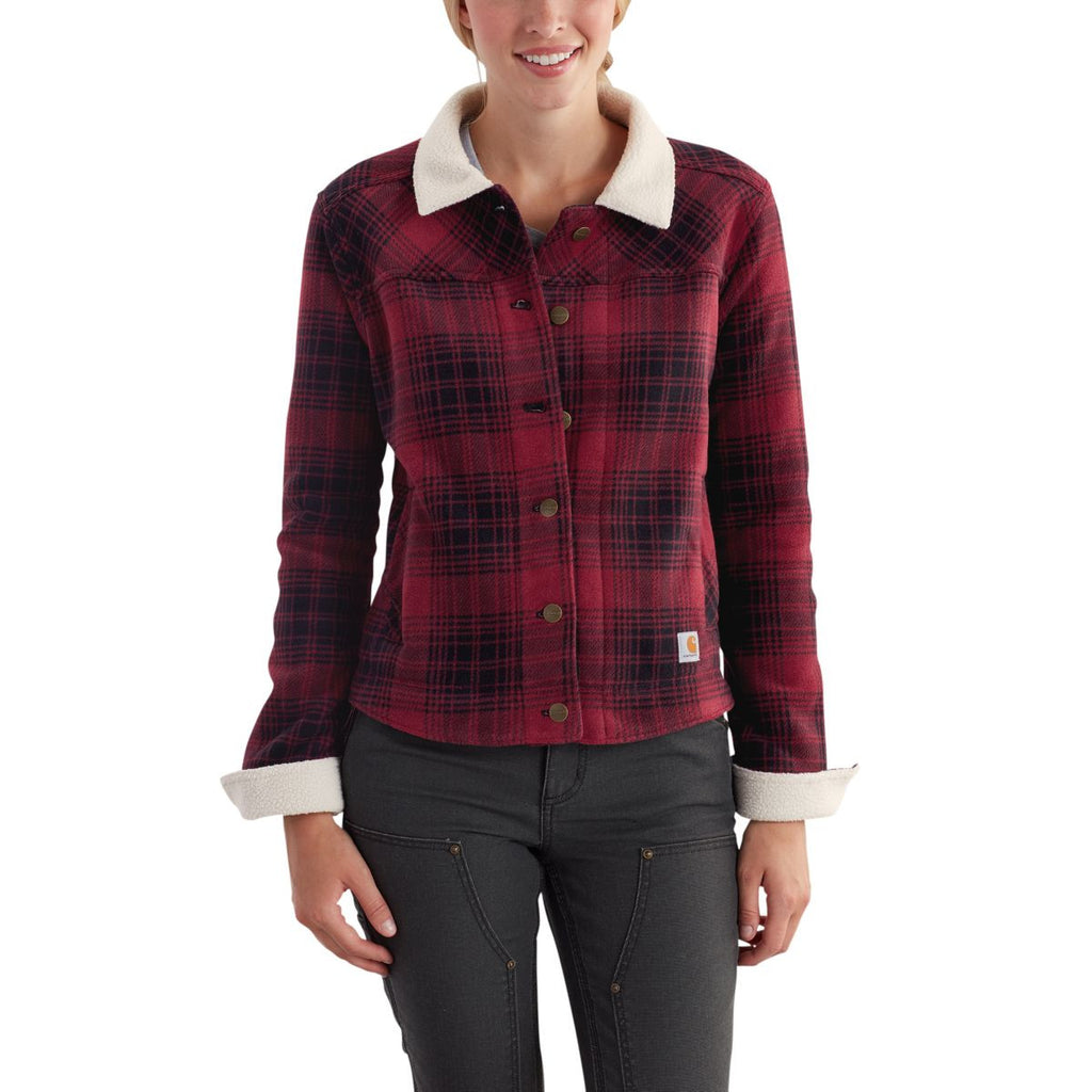 Carhartt Women's Dark Red Cedar Jacket