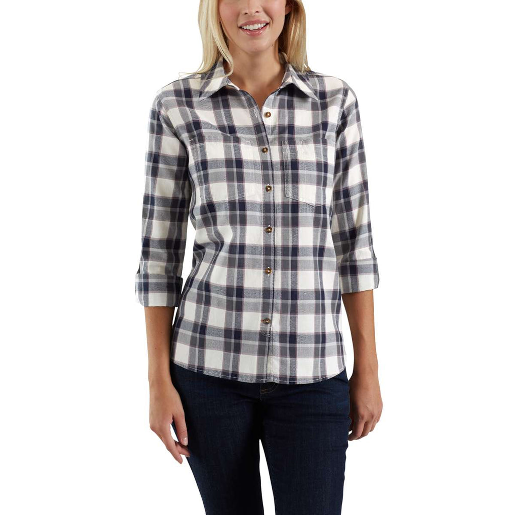 Carhartt Women's Elm Fairview Plaid Shirt