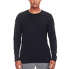 Icebreaker Men's Black Tech Lite Long Sleeve Crew
