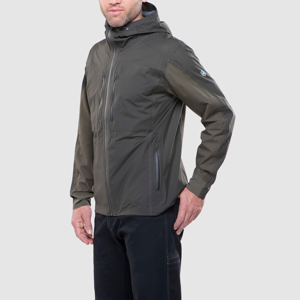 Kuhl Men's Olive Jetstream Jacket