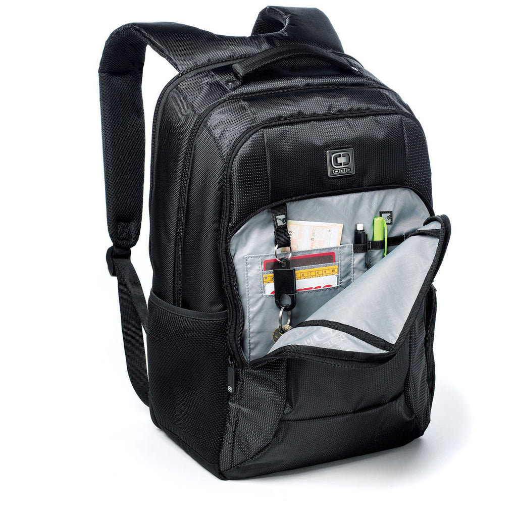 OGIO Black Roamer Backpack