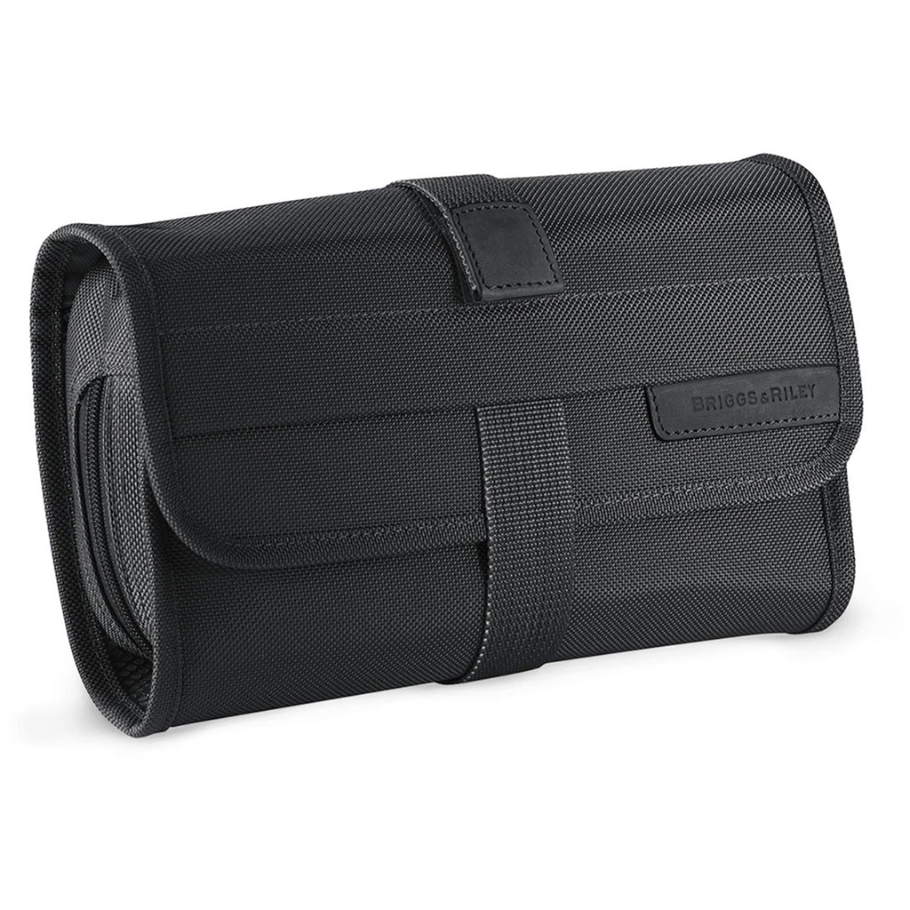 Briggs & Riley Black Baseline Compact Toiletry Kit