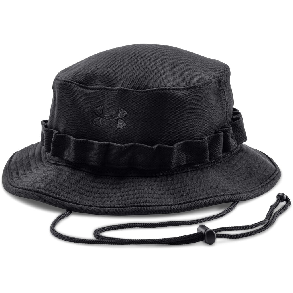 bea0cefea9c ... discount code for under armour mens black ua tactical bucket hat 7f75a  1e177 ...