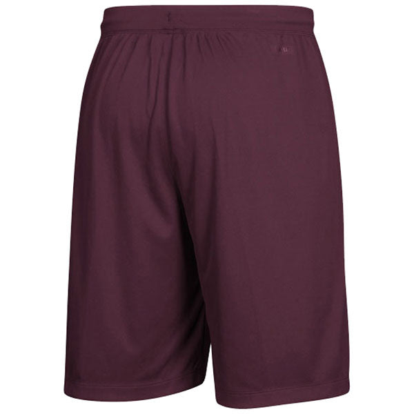 adidas Men's Maroon Clima Tech Shorts