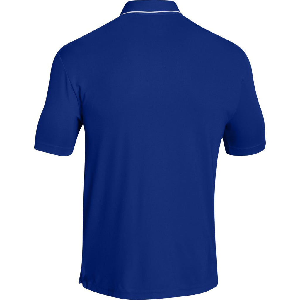 Under Armour Men's Royal Conquest On Field Polo