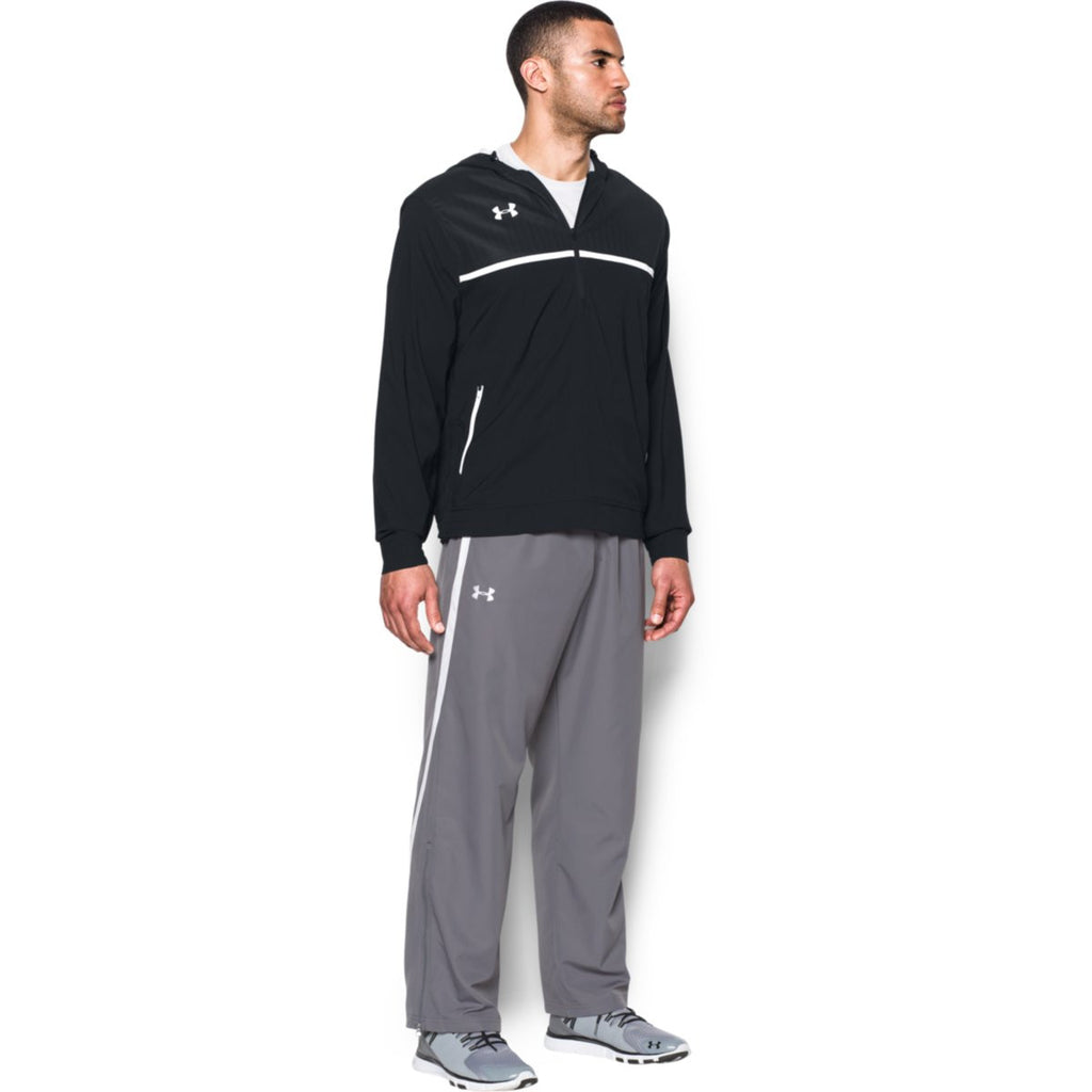 Under Armour Men's Black Win It CGI Hood