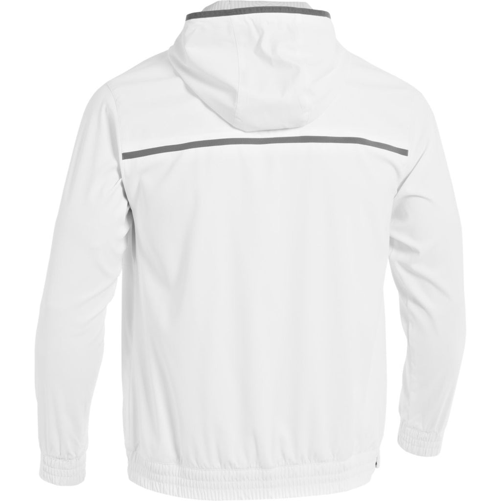 Under Armour Men's White Win It CGI Hood
