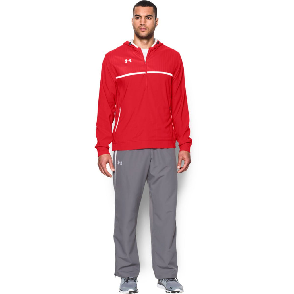 Under Armour Men's Red Win It CGI Hood