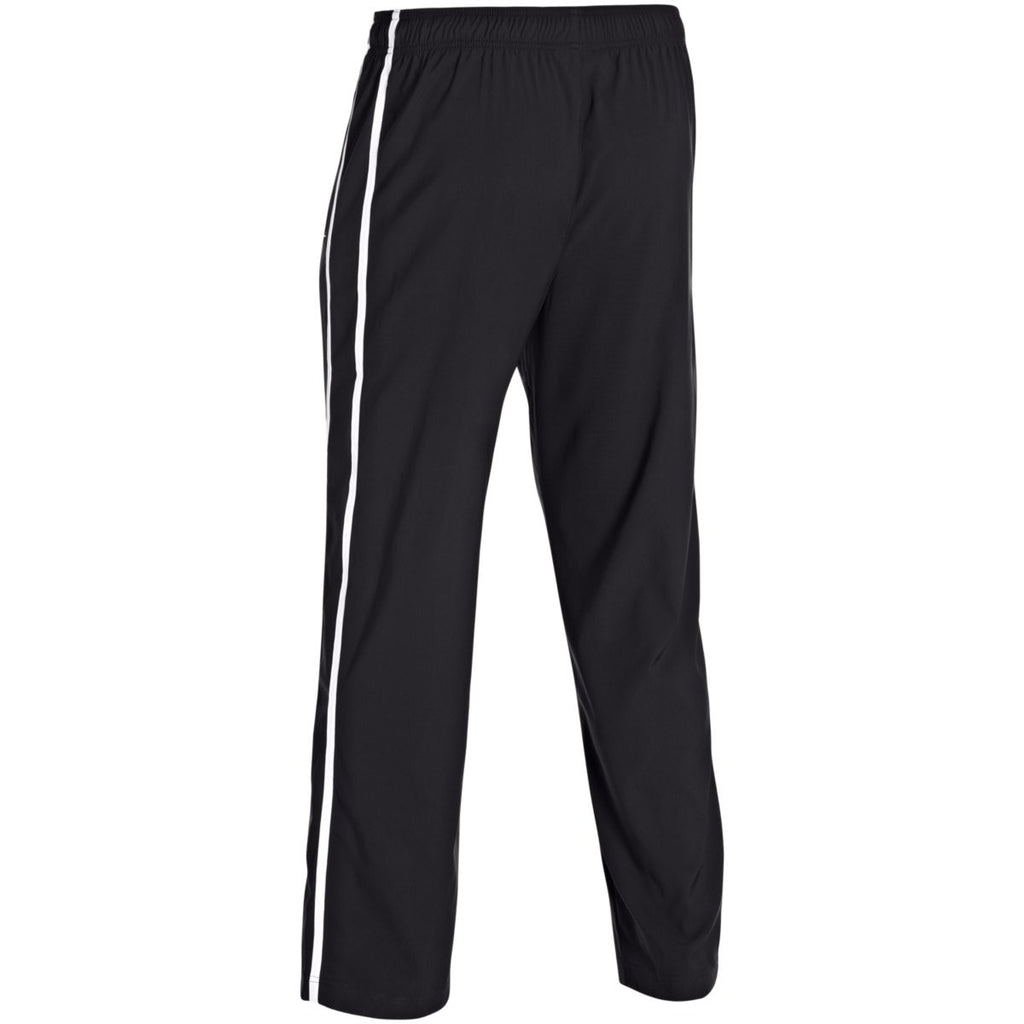 Under Armour Men's Black Win It Woven Pant