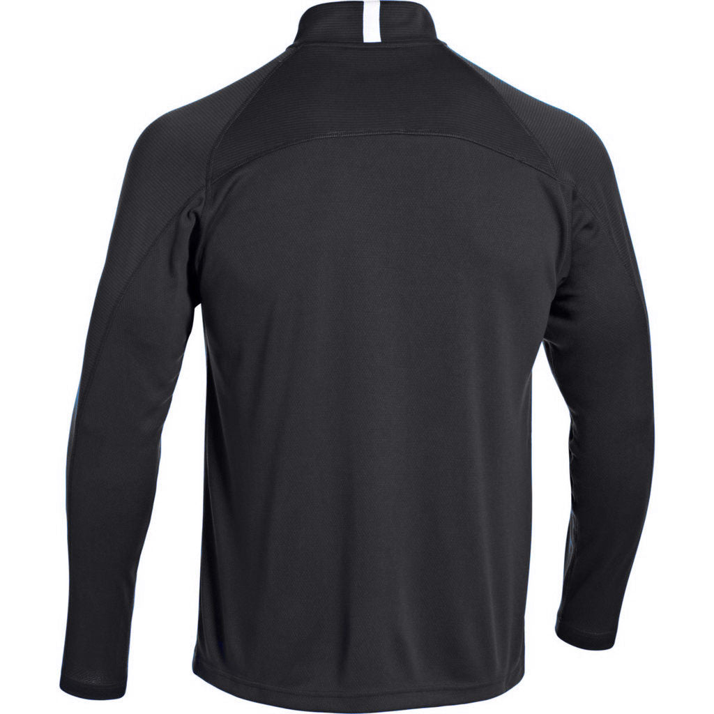 Under Armour Men's Black Fitch Full Zip Jacket