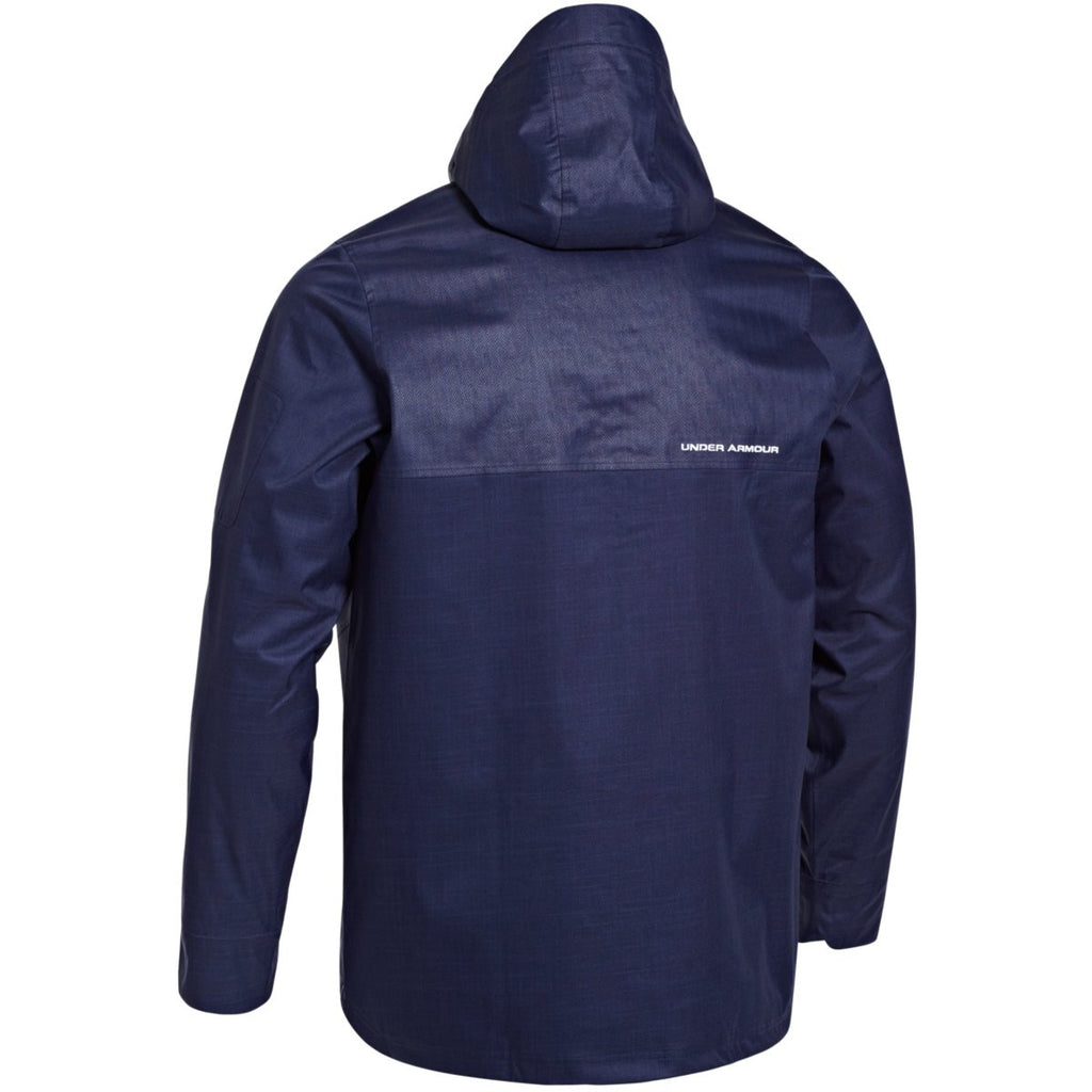 Under Armour Men's Midnight Navy Armourstorm Jacket