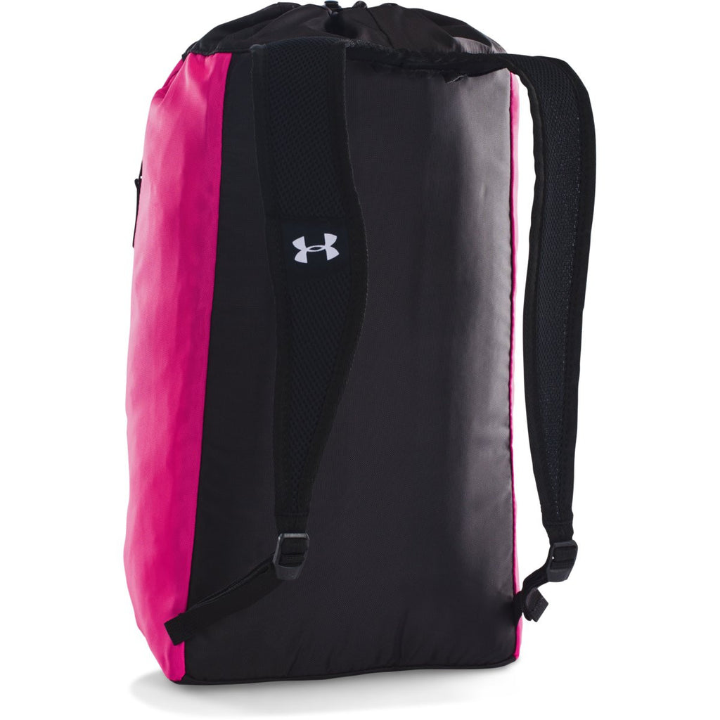 Under Armour Tropic Pink Trance Sackpack