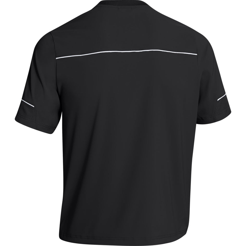 Under Armour Men's Black Team Ultimate S/S Cage Jacket